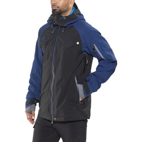 Elevenate Highway Jacket Herren black